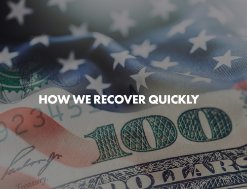 How We Recover Quickly!!